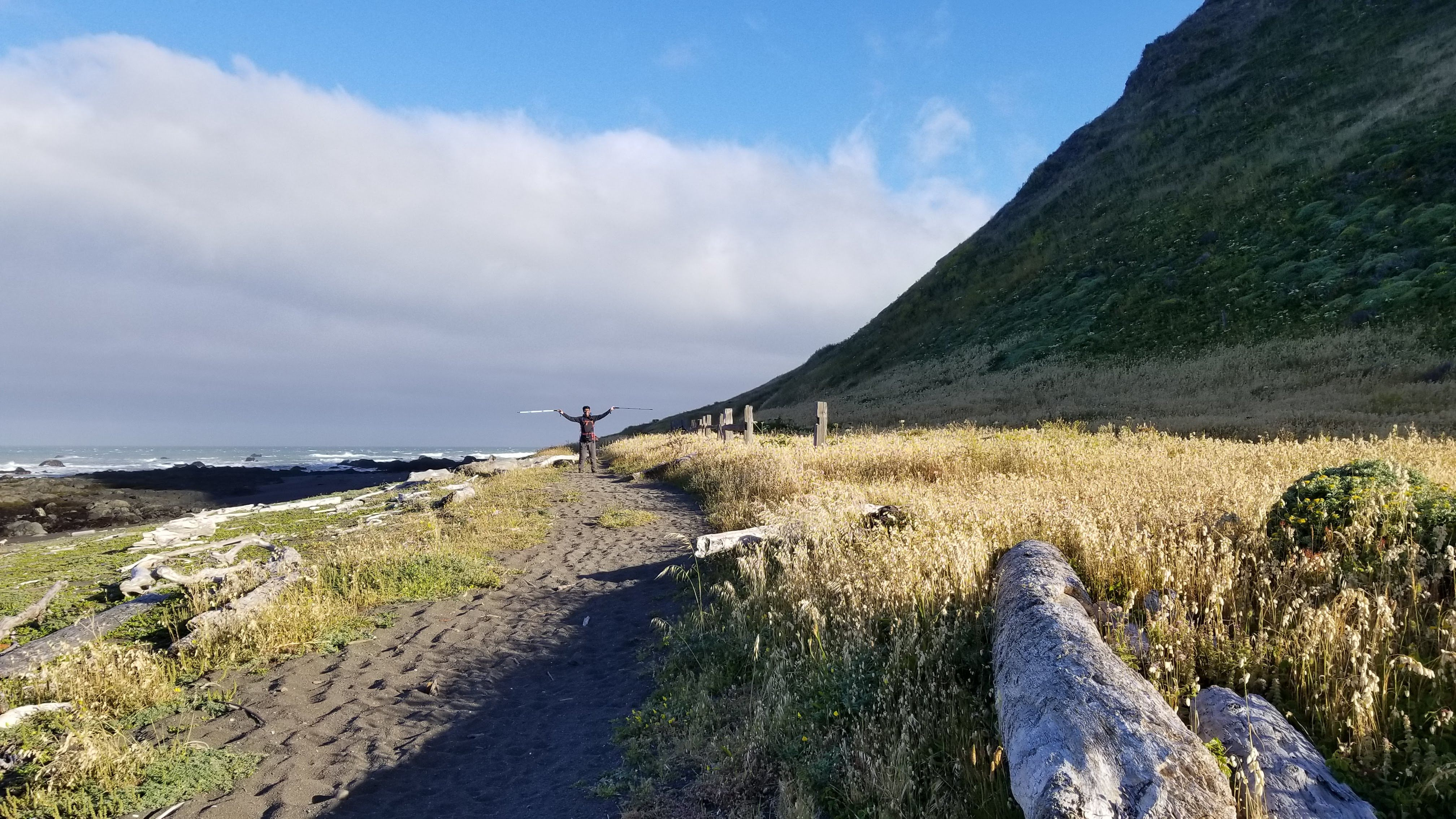 Taming the Lost Coast Trail